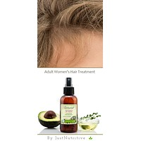 Adult Women's Hair Treatment