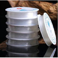 WCY-102-1MM Stretch Elastic Beading Cord Crystal Wire Thread String Jewelry DIY Making