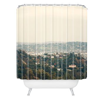 Catherine McDonald Southern California Shower Curtain