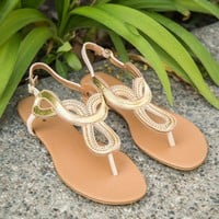 Waiting For Summer Sandals
