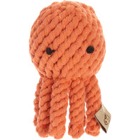 Jax and Bones Elton the Octopus Rope Toy at Barneys.com