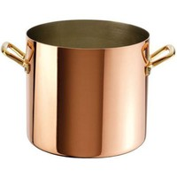 Copper Stock Pot