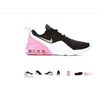 Big kids - Bedazzled Custom Girl Shoes Nike Air Max Motion 2 Size 3 - 7