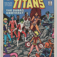 Tales of the Teen Titans; V1, Annual 3. NM-.  1984.  DC Comics