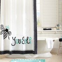 Bee Yourself Bathroom