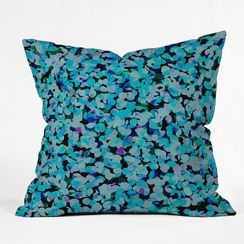 Rebecca Allen Winter Dreams Throw Pillow