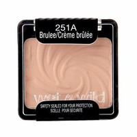 Wet n Wild Color Icon Collection Eyeshadow Single, Brulee 251A