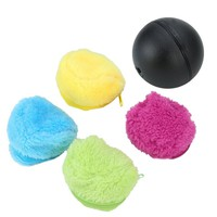 Cute Dust Gone Automatic Rolling Ball Electric Dust Cleaner Mini Sweeping Robot