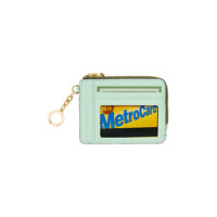 Card & Coin Wallet in Pebble Leather - Kate Spade Saturday