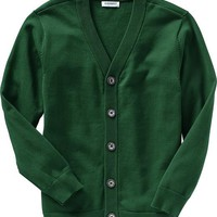 Old Navy Boys Uniform Cardigans