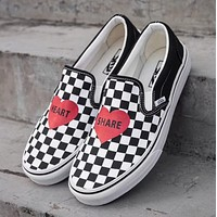 Vans Slip-On  Canvas Skate Shoes