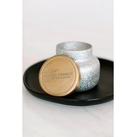 Frosted Fireside Small Candle (8 oz)