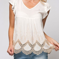 Country Chic Tunic