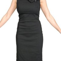 Steady Clothing Vintage Design Little Black Sexy Strecth Pencil Dress