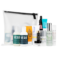Sephora: Sephora Favorites : The Ultimate Travel Bag : skin-care-sets-travel-value