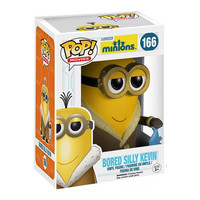 Bored Silly Kevin Minions POP! Movies #166 Vinyl Figure
