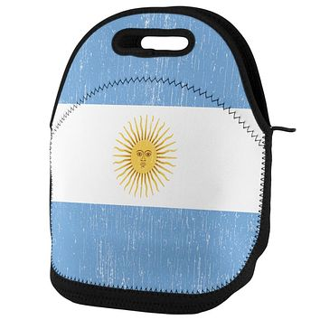 World Cup Argentina Sun Lunch Tote Bag