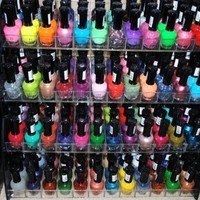 48 Piece Rainbow Colors Glitter Nail Polish Lacquer Set + 3 Scented Nail Polsih Remover:Amazon:Beauty