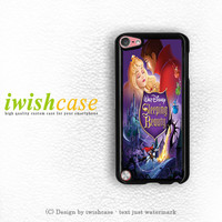 Sleeping Beauty Inspired Vintage iPod Touch 4 Case iPod Touch 5 Case