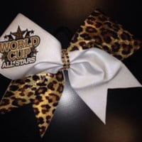 World Cup Leopard Bow | World Cup All Stars Pro Shop