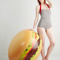 Food I Believe in a Thing Called Lunch Inflatable by ModCloth