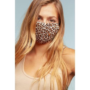 Cotton Poplin Masks (4 to Choose from)