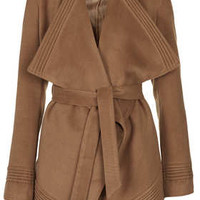 **Phoebe Wrap Over Coat by Jovonnista - New In This Week  - New In