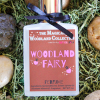 Woodland Fairy Fragrance Oil Based Perfume 1oz