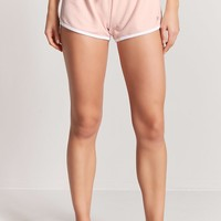 Active Stripe Contrast Shorts
