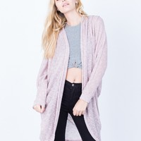 The Dolman Cardigan