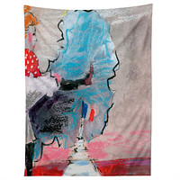 Ginette Fine Art The Last Time I Saw Paris 1 Tapestry