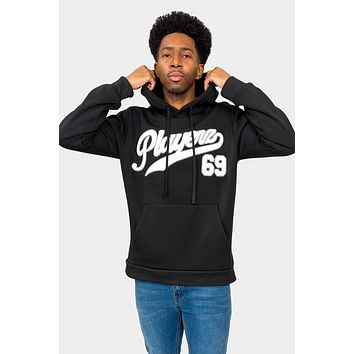 Playerz 69 Chenille Patch Fleece Sweater