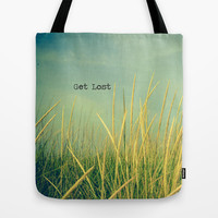 Get Lost Tote Bag by Olivia Joy StClaire