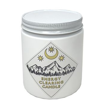 Energy Clearing Candle 6oz