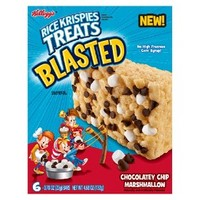 6.2 Ounce RICE KRISPIES Chocolate Chip Cereal Bars