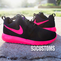 Custom Pink Roshe Runs