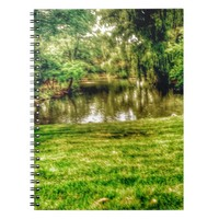 Swampy Pond Notebook