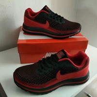 """""""Nike"""" Men Sport Casual Multicolor Flyknit Sneakers Fashion Running Shoes"""