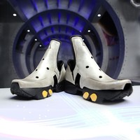 [Stock] Game OW Tracer/D.VA/ Mercy Cosplay Shoes Size 36-39 NEW Perfect model free shi