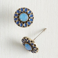 Simple Sparkle Earrings by ModCloth