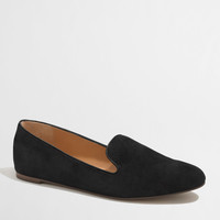 Factory Addie suede loafers : Loafers | J.Crew Factory