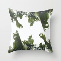 Birds of California Throw Pillow by CMcDonald | Society6