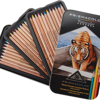 NEW! Prismacolor Watercolor Pencils 36/Pkg-