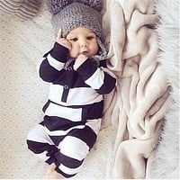 Autumn 100cm Cotton Newborn Baby Boy Clothes Baby Romper Next Roupa s New Born Babies Costume Winter Clothes Baby Clothing