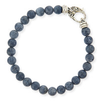 Gray Coral Beaded Bracelet - Stephen Webster