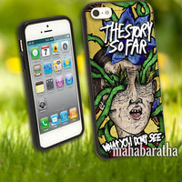the story so far cover case for iPhone 4 4S 5 5C 5S 6 6 Plus Samsung Galaxy s3 s4 s5 Note 3