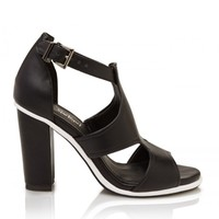 CUT OUT CLEO - Heels - Shoes
