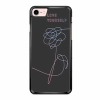 Bts Love Yourself Flower 1 iPhone 7 Case