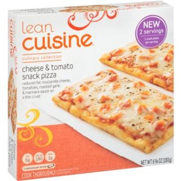 Walmart: Lean Cuisine Culinary Collection Cheese & Tomato Snack Pizza, 2 count, 6.375 oz