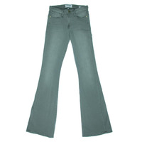 Frame Denim Womens Hardy Mid-Rise Stretch Flare Jeans